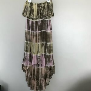 Tiare Hawaii Tie Dye Dress